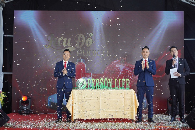 Công ty TNHH Person Life ra mắt bộ nhận diện thương hiệu và màu sắc - 2