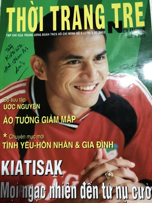 Báo Thái Lan liệt kê thành công của Kiatisuk cùng HA Gia Lai - 18