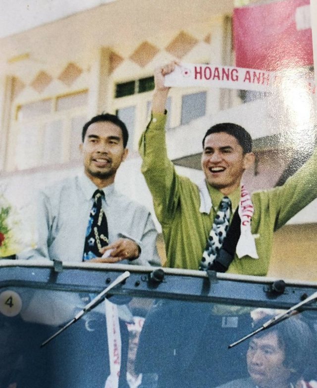 Báo Thái Lan liệt kê thành công của Kiatisuk cùng HA Gia Lai - 8