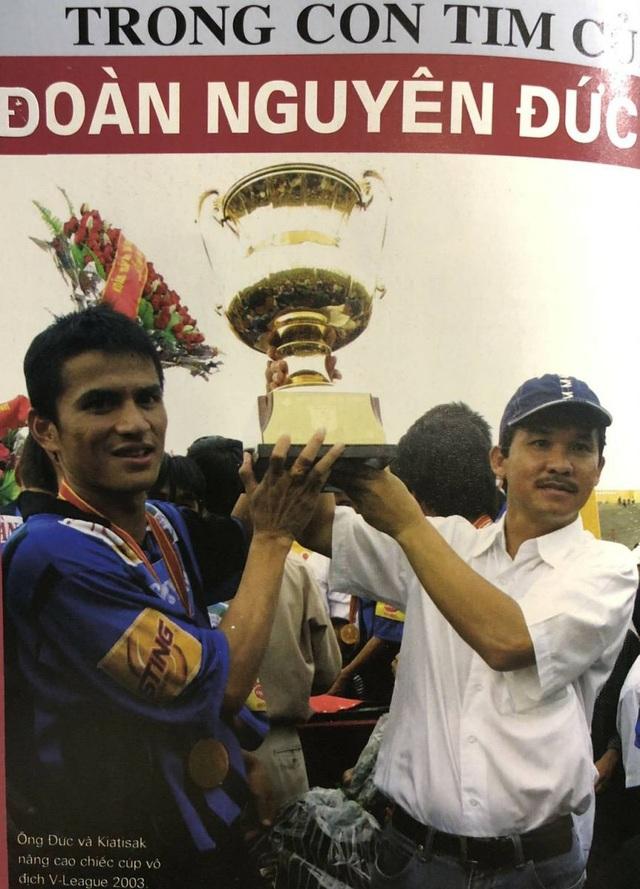 Báo Thái Lan liệt kê thành công của Kiatisuk cùng HA Gia Lai - 15