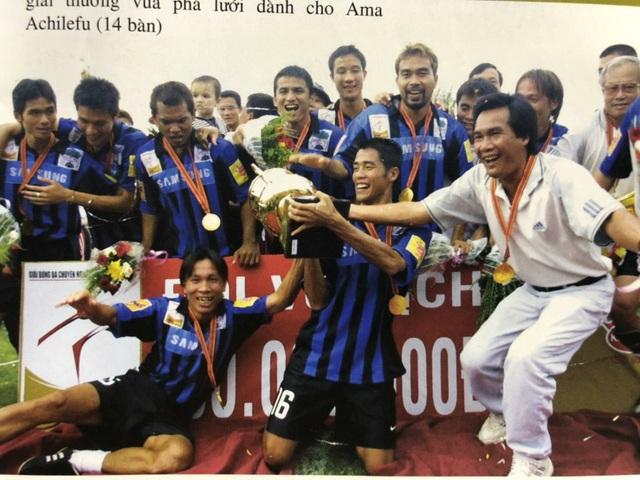 Báo Thái Lan liệt kê thành công của Kiatisuk cùng HA Gia Lai - 14