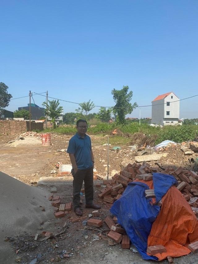 Mua đất chia ô xây nhà để bán, 8x thu lãi cả tỷ đồng mỗi mảnh - 1