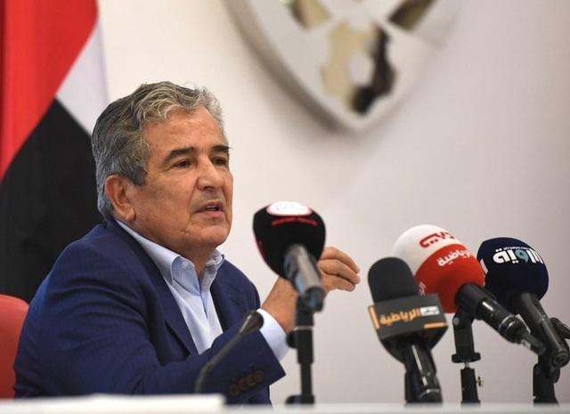 HLV Pinto tiết lộ sốc sau khi rời ghế thuyền trưởng đội tuyển UAE - 1
