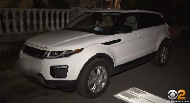 Cậu bé 12 tuổi lấy trộm xe Range Rover của bố mẹ đi phượt - 1