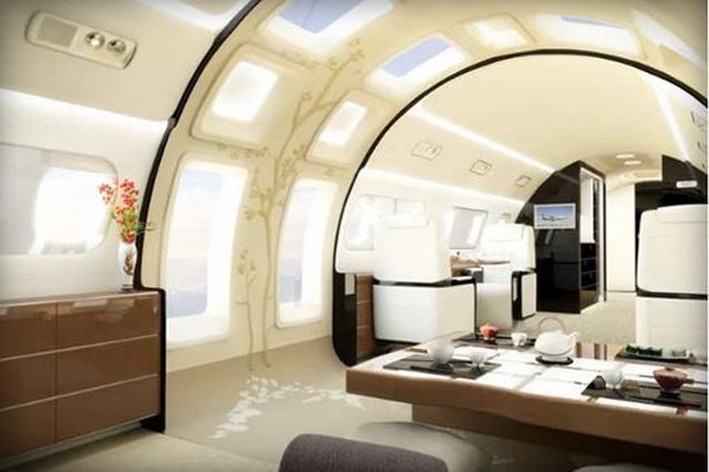 Sốc với tiết lộ của tiếp viên hàng không cho giới siêu giàu - 3