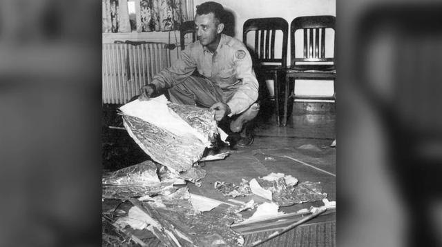Hé lộ manh mối mới về sự cố UFO ở Roswell năm 1947 - 1