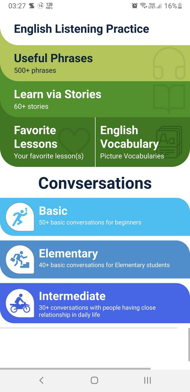 Hai ứng dụng hữu ích giúp nâng cao kỹ năng nghe và nói tiếng Anh - 2