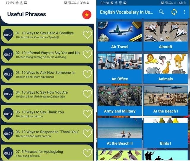 Hai ứng dụng hữu ích giúp nâng cao kỹ năng nghe và nói tiếng Anh - 3