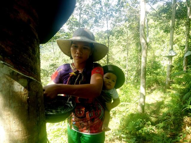 Quảng Nam: Nhiều gia đình trẻ ở miền núi xin được thoát nghèo - 1