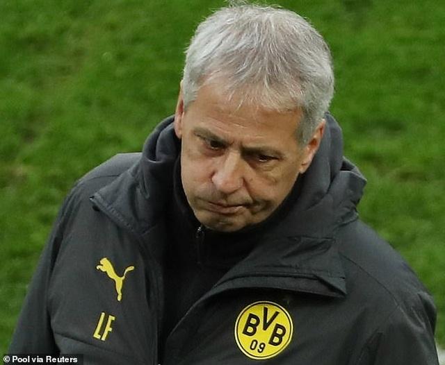 Bayern Munich hòa thất vọng, Dortmund thua đậm khi vắng Haaland - 12