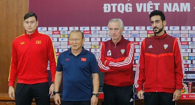 Đội tuyển UAE sắp mời lại bại tướng của HLV Park Hang Seo - 2