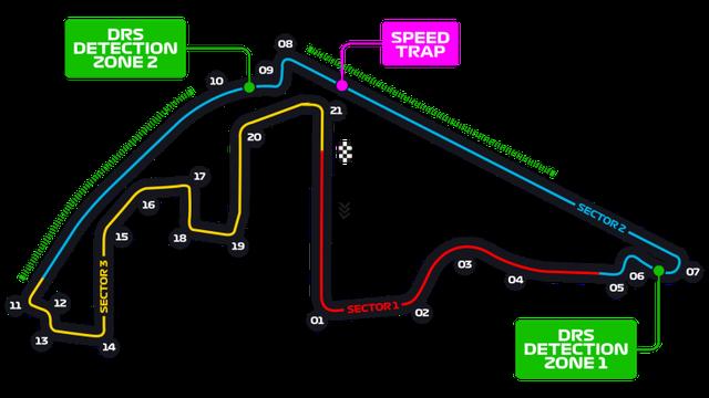 Mùa giải F1 2020 khép lại bằng một chặng đua kém nhiệt - 1