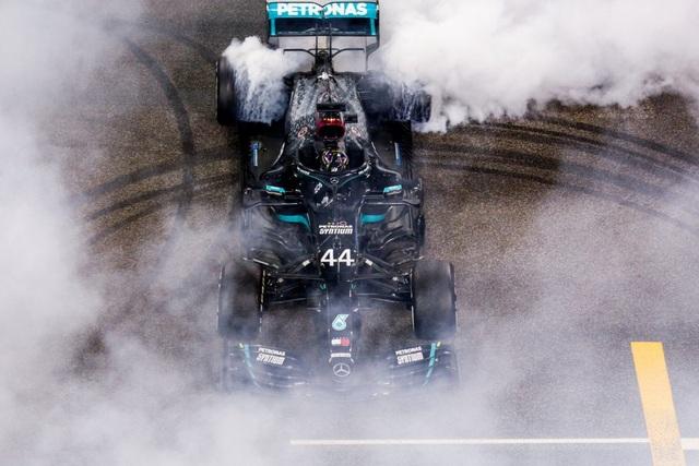 Mùa giải F1 2020 khép lại bằng một chặng đua kém nhiệt - 9