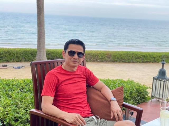 HLV Kiatisuk đưa vợ con đi nghỉ mát trước khi sang Việt Nam - 10