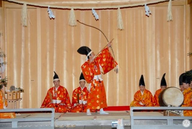 Sức nóng của hai lễ hội lửa ở Nhật Bản dịp cuối năm - 2