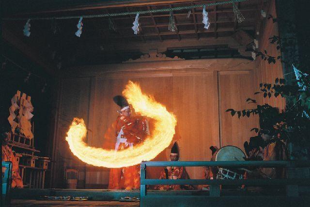Sức nóng của hai lễ hội lửa ở Nhật Bản dịp cuối năm - 3