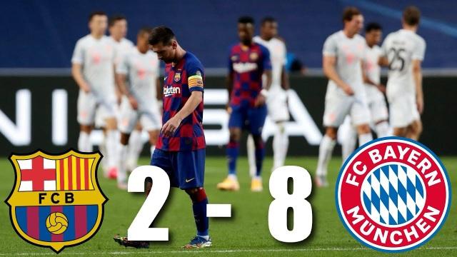 Bốc thăm vòng 1/8 Champions League: Tử thần rình rập Barcelona - 1