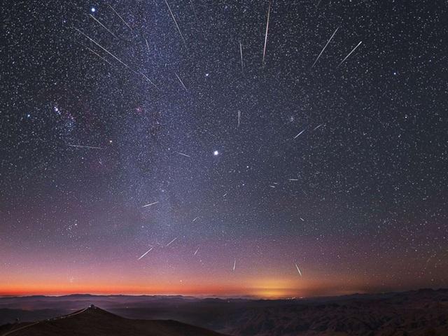 Tối nay, có thể quan sát mưa sao băng đẹp nhất năm bằng mắt thường - 1