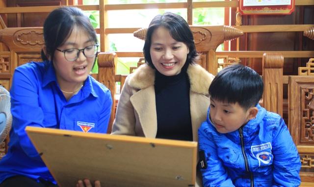 Nữ sinh miền núi đạt học sinh 3 tốt toàn quốc: Tự học hỏi trên internet  - 3