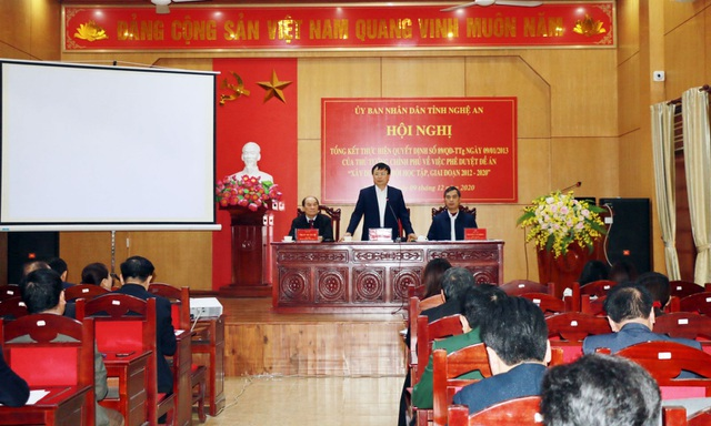 Thành phố Vinh được UNESCO công nhận là thành phố học tập toàn cầu - 1