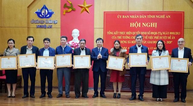 Thành phố Vinh được UNESCO công nhận là thành phố học tập toàn cầu - 2