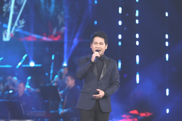 Diva Thanh Lam khác lạ khi hát cùng Trọng Tấn, Đăng Dương, Việt Hoàn - 1