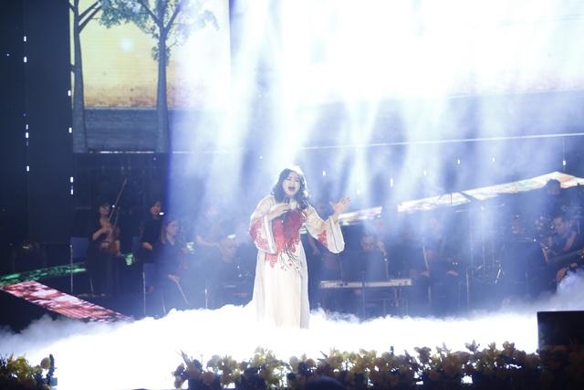 Diva Thanh Lam khác lạ khi hát cùng Trọng Tấn, Đăng Dương, Việt Hoàn - 5