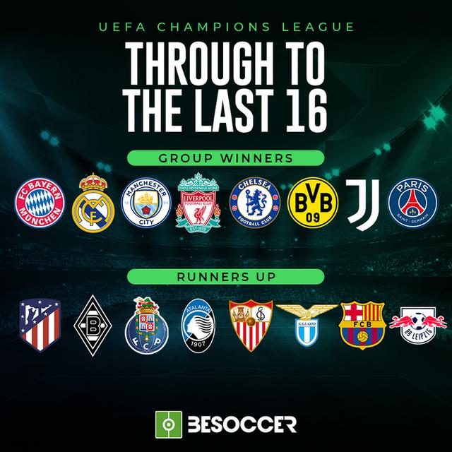 Bốc thăm vòng 1/8 Champions League: Tử thần rình rập Barcelona - 2