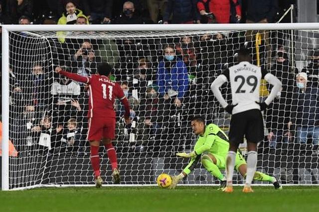 Vất vả hòa Fulham, Liverpool lỡ cơ hội giành ngôi đầu bảng - 5
