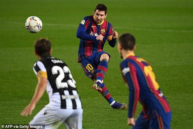 Messi ghi bàn, Barcelona tìm lại cảm giác chiến thắng - 6