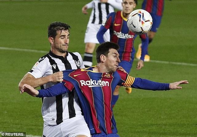Messi ghi bàn, Barcelona tìm lại cảm giác chiến thắng - 5