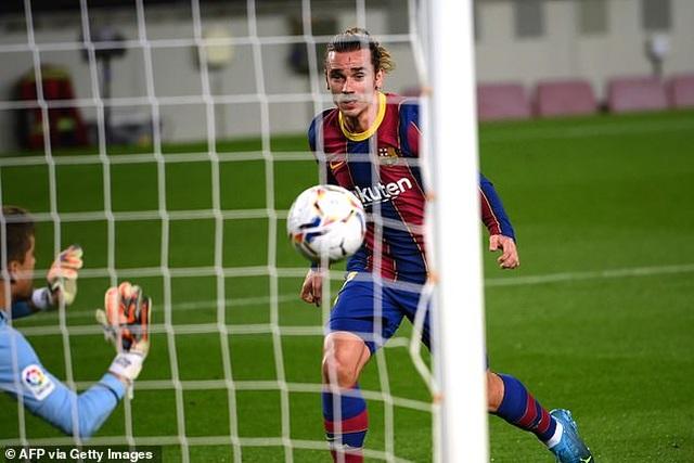 Messi ghi bàn, Barcelona tìm lại cảm giác chiến thắng - 4