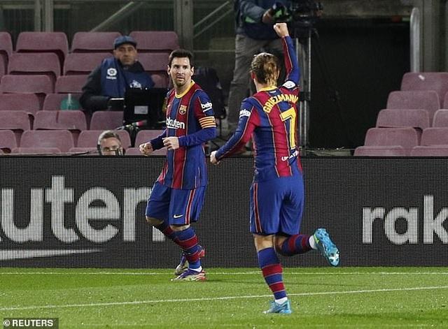 Messi ghi bàn, Barcelona tìm lại cảm giác chiến thắng - 8