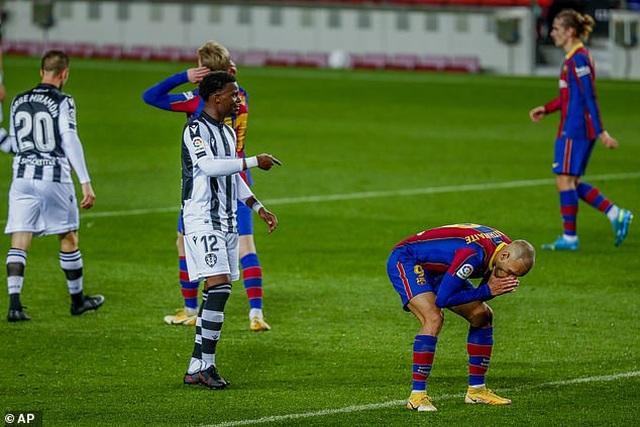 Messi ghi bàn, Barcelona tìm lại cảm giác chiến thắng - 3