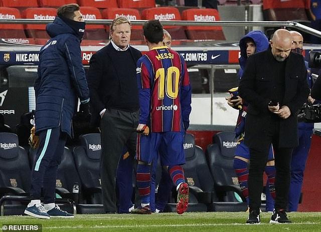 Messi ghi bàn, Barcelona tìm lại cảm giác chiến thắng - 2