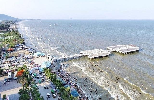 Thanh Hóa: Điều chỉnh, mở rộng quy hoạch chung xây dựng đô thị Hải Tiến - 1