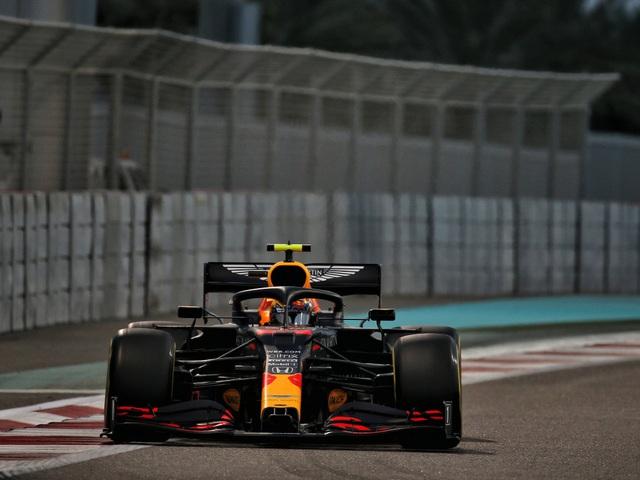 Mùa giải F1 2020 khép lại bằng một chặng đua kém nhiệt - 6