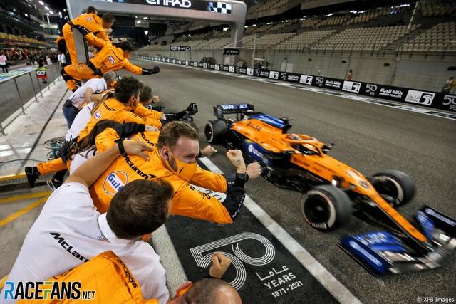 Mùa giải F1 2020 khép lại bằng một chặng đua kém nhiệt - 7