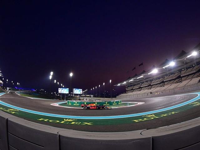 Mùa giải F1 2020 khép lại bằng một chặng đua kém nhiệt - 4