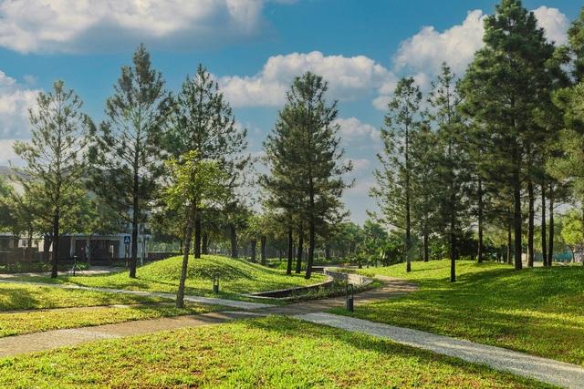 Chính thức ra mắt những căn biệt thự đẹp nhất dự án Hado Charm Villas - 2