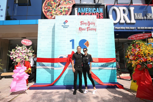 Câu chuyện 10 năm phát triển pizza Mỹ trên đất Việt của Louis Nguyễn - 1