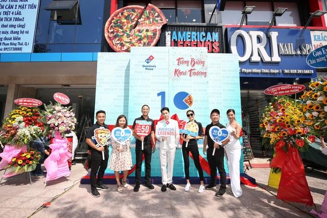 Câu chuyện 10 năm phát triển pizza Mỹ trên đất Việt của Louis Nguyễn - 2