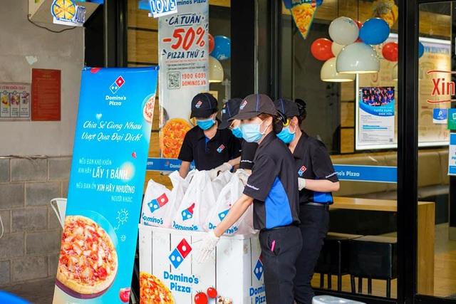 Câu chuyện 10 năm phát triển pizza Mỹ trên đất Việt của Louis Nguyễn - 6