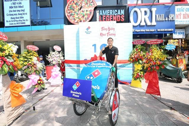 Câu chuyện 10 năm phát triển pizza Mỹ trên đất Việt của Louis Nguyễn - 9