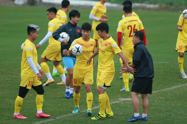 HLV Park Hang Seo chờ đợi gì ở hai trận giao hữu của đội tuyển Việt Nam? - 1