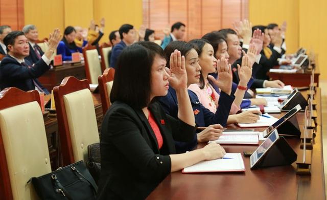 HĐND tỉnh Bắc Ninh thông qua 33 Nghị quyết - 1