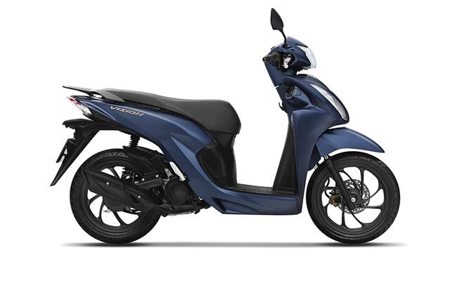 Honda Vision 2021 giá từ 30 triệu, thêm phiên bản hướng tới nam giới - 1