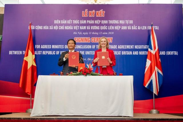 Hiệp định UKVFTA: Khởi đầu giai đoạn mới trong quan hệ Việt - Anh - 2