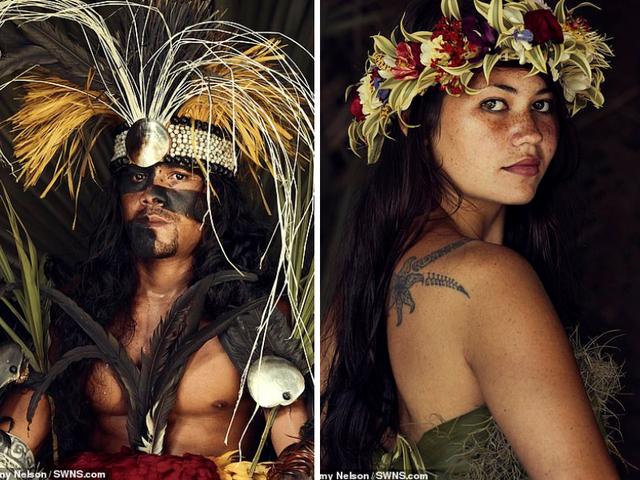 Hé lộ cuộc sống của bộ lạc biệt lập nhất với nền văn minh nhân loại - 12