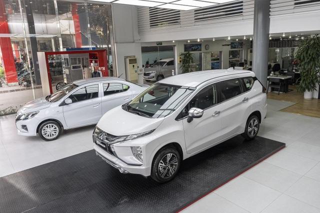 10 ô tô bán chạy nhất tháng 1/2021: Xpander lên ngôi, Accent vượt Vios - 1
